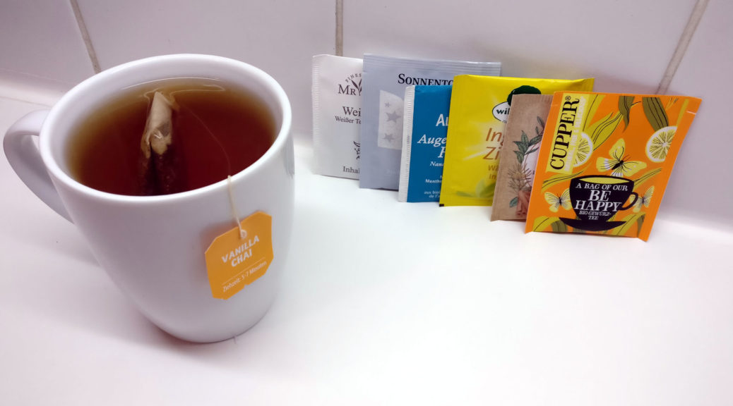 Tee - Nicht nur für Teetrinker